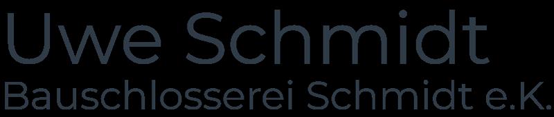 Bauschlosserei Schmidt